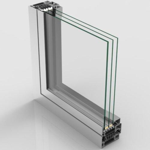 talisman-aluminium-windows-system-ТS-95