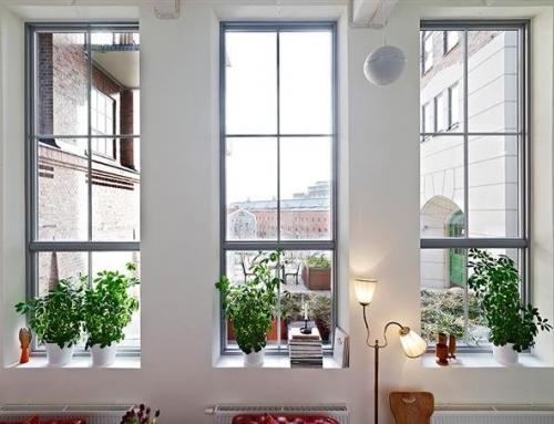 Преимущества выбора алюминиевых окон