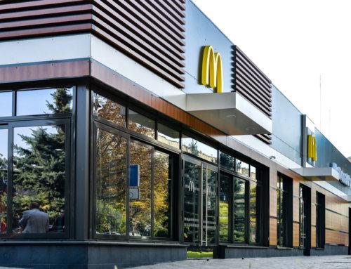 McDonald's во Львове