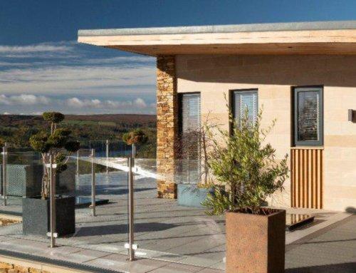 Мы открыли специализированный сайт алюминиевых входных дверей «Residence».