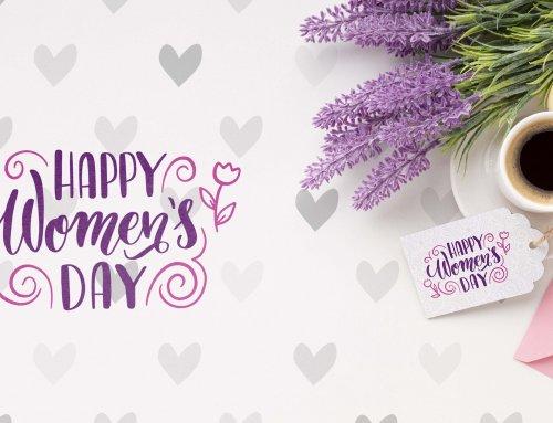 В этот замечательный день примите наши самые теплые весенние пожелания любви и счастья!